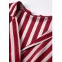 Блузка из шелкового шифона BLU009