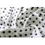 Блузка из шелкового стрейч-атласа BLU014
