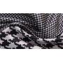 Блузка из натурального шелкового стрейч-атласа BLU025