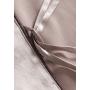 Халат из шелкового атласа высокой плотности HAL026