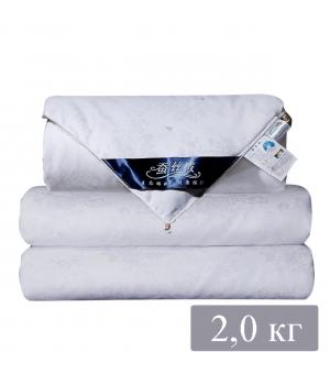 Шелковое одеяло вес 2000 г ODE002