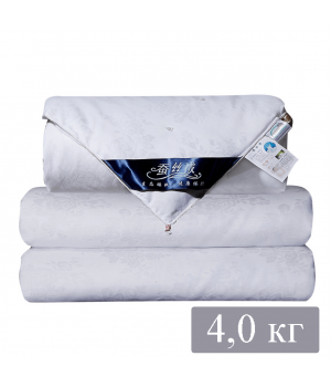 Шелковое одеяло вес 4000 г ODE004