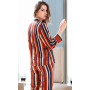 Пижама из натурального шелкового атласа PIJ001