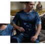 Пижама из натурального шелкового атласа PIJ006