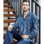 Пижама из натурального шелкового атласа PIJ007A