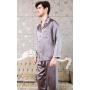 Пижама из натурального шелкового атласа PIJ008