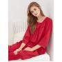 Пижама из натурального шелкового атласа PIJ013