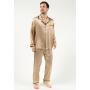 Пижама из натурального шелкового атласа PIJ029