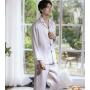 Пижама из натурального шелкового атласа PIJ031