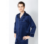 Мужская и женская шелковые пижамы PIJ034
