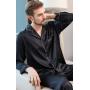 Пижама из натурального шелкового атласа PIJ051