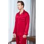 Пижама из натурального шелкового атласа PIJ051D