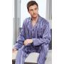 Пижама из шелкового атласа высокой плотности PIJ054