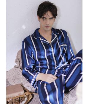 Пижама из натурального шелкового атласа PIJ057