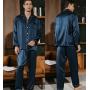Пижама из натурального шелкового атласа PIJ060