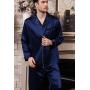Пижама из шелкового атласа высокой плотности PIJ061