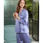 Пижама из натурального шелкового атласа PIJ062C