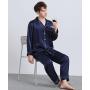 Пижама из шелкового атласа супер-высокой плотности PIJ064
