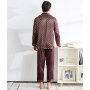 Пижама из шелкового атласа PIJ065