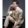 Пижама из натурального шелкового атласа PIJ075