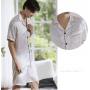 Пижама из натурального шелкового атласа PIJ076