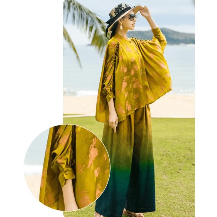 Платье из шелкового крепа PLA005