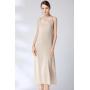 Платье из шелкового крепа PLA010