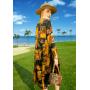 Платье из шелкового стрейч-атласа PLA011