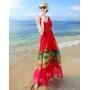 Платье из шелкового шифона PLA025