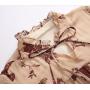 Платье из шелкового шифона PLA035