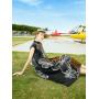 Платье из натурального шелкового атласа PLA058
