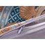 """Шелковое постельное белье """"Аврора"""" HL19012"""