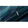 Шелковое постельное белье-цвет морской волны HL19030