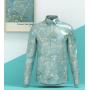 Мужская рубашка из шелкового стрейч-атласа высокой плотности RUB003