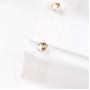 Рубашка из шелкового стрейч-атласа высокой плотности RUB010