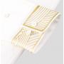 Мужская рубашка из шелкового атласа супер-высокой плотности RUB039