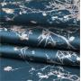 Мужская рубашка из шелкового стрейч-атласа высокой плотности RUB062A