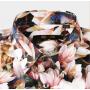 (Пошив на заказ) Мужская рубашка из шелкового стрейч-атласа высокой плотности RUB071