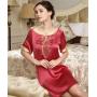 Сорочка-платье с вышивкой SOR002