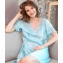 Сорочка шелковая SOR005